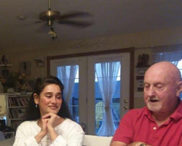 80 yaşındaki Amerikalı ile evlenmişti... Meltem Miraloğlundan ilk açıklama