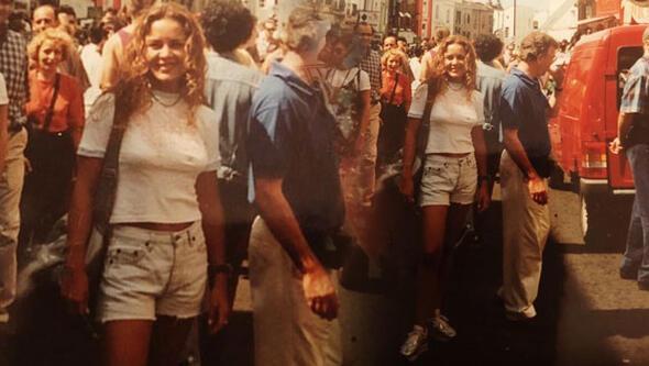 Yıl 1994... Onu tanıdınız mı