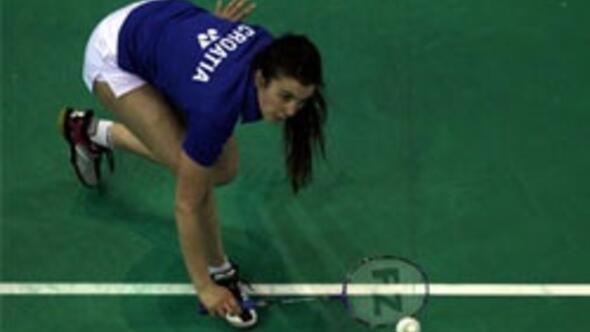 Avrupa Gençler Badminton Şampiyonası Ankarada