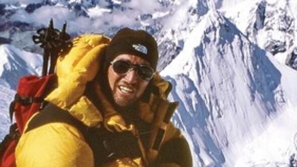 7. tırmanış Tibet'te Shishapangma'ya