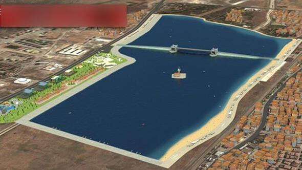 Boğaz Projesine rakip: Ankaraya deniz