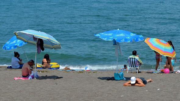 Ankara Haberleri - Ankara'ya en yakın plajda sezon açıldı - Yerel ...