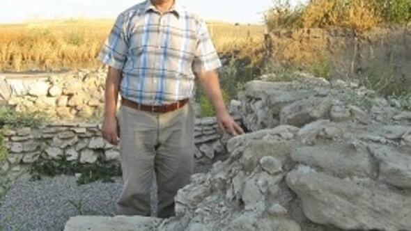 Parnassos Antik Kenti için talan endişesi
