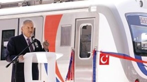 2015 yılında Ankara-İzmir YHT ile 3.5 saate inecek