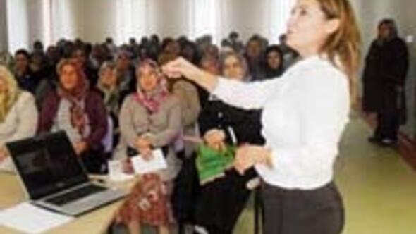 Kadınlara kanser semineri