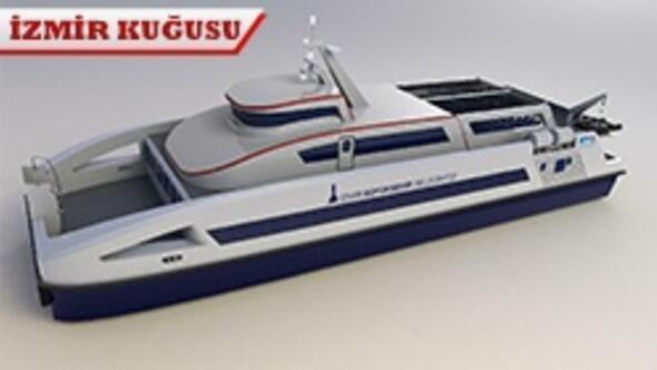 İzmirin yeni gemileri ne zaman geliyor