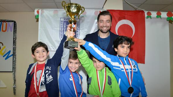 164 sporcu 'şah mat' dedi