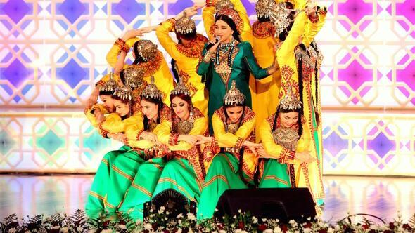 Türkmenistan'da büyük buluşma