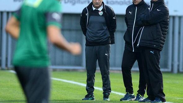 Bursasporda Fenerbahçe maçı hazırlıkları