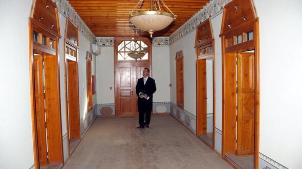 Atatürkü misafir eden konağın müze serüveni