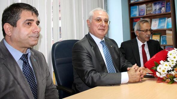 DSP Genel Başkan Yardımcısı Aydın: