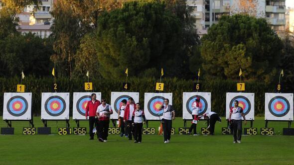 Okçular, Dünya Şampiyonasına kilitlendi