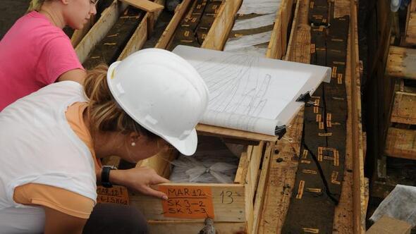 Marmarayın batık gemileri sergilenmeye hazırlanıyor