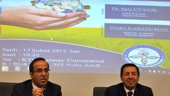 Türkiyede Enerji Politikalarının Geleceği Açısından Yenilenebilir Enerji paneli