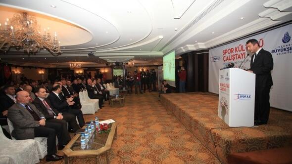 Başkan Altınok Öz, Spor Kültürü Çalıştayı'na Katıldı