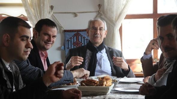 AK Parti Milletvekili Aday Adayı Kemal Öztürk: