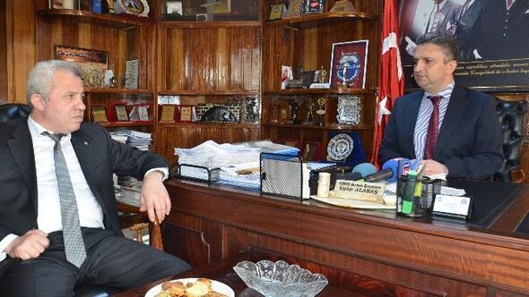Salih Demir'den GMİS'e Ziyaret