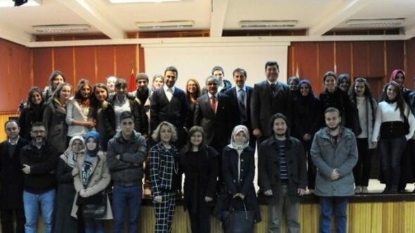 Doç. Dr. Göksu 'Türk Dünyası Meseleleri'ni Anlattı