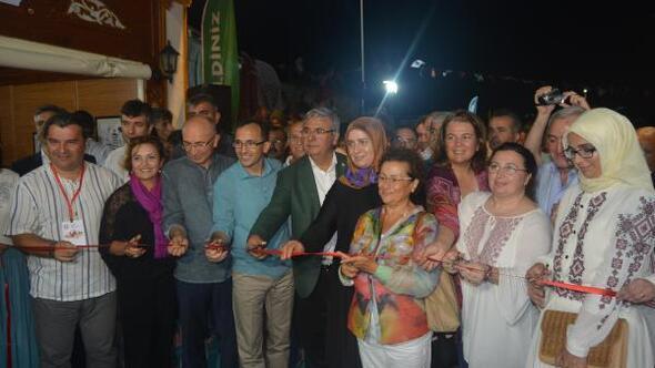 29. Şile Bezi El Sanatları Fuarı açıldı