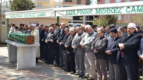 Çerkezköy İtfaiye Şube Müdürü Hayrettin Sönmez'in Acı Günü