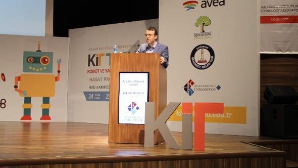 Dünya Markası Robot Yazılımları Gaziantep'te