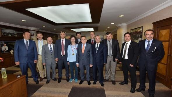Robotext, Brezilya'da Türkiye'yi Temsil Edecek