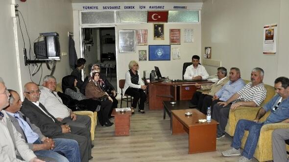 Zeynel Balkız'dan Türk Eğitim Sen Turgutlu Temsilciliği'ne Ziyaret
