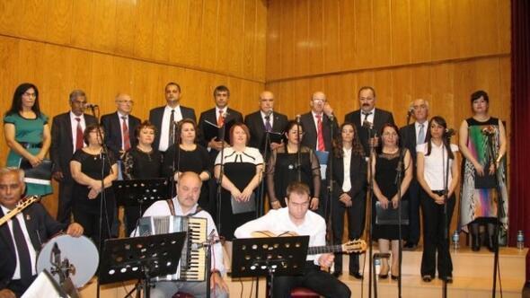 Edirne'de Türk Halk Müziği Konseri Düzenlendi