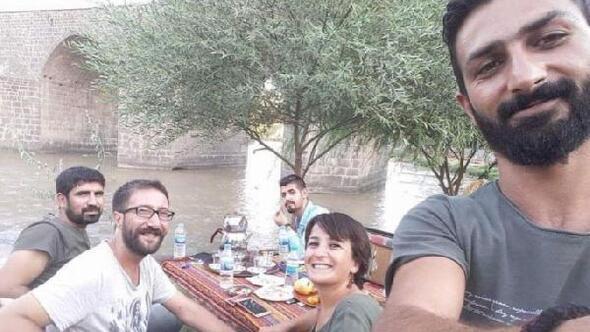 Diyarbakırda gözaltına alınan 4 gazetecinin sorgusu sürüyor