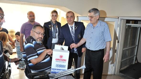 Adana Rotary Kulübü'nden Ramazan Yardımı