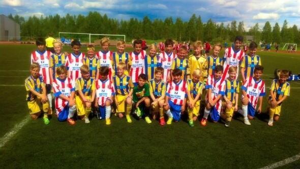 Alanya Belediyespor Kulübü U12 Takımının Galibiyet Serisi Devam Ediyor