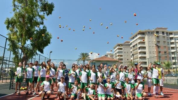 Konyaaltı Belediyesi Yaz Okulları Açıldı