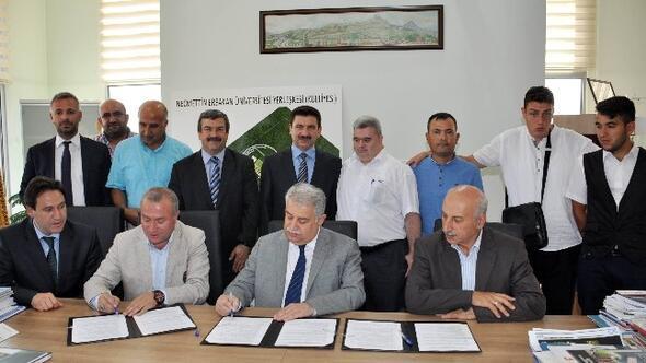 """""""Elmis 2016 Uluslararası Özel Eğitim Kongresi"""" İşbirliği Protokolü İmzalandı"""