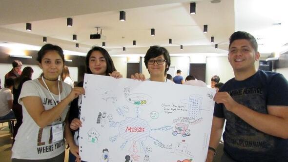 Mersin Büyükşehir'in 'Çocuk Dostu Şehir' Projesi Devam Ediyor