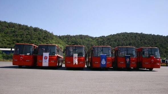 Liberya'da Monrovia Belediyesi'ne 20 Otobüs Desteği