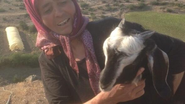 Kanser Hastasıydı Şimdi Köyünde Mutlu Hayat Sürüyor