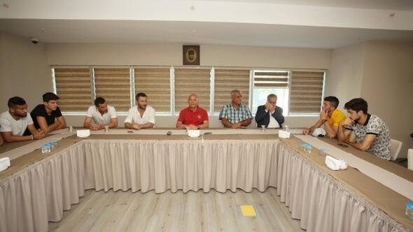 Kartalspor'dan Başkan Altınok Öz'e Teşekkür Ziyareti