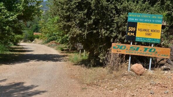 Konyaaltı Belediyesi, Likya Yolu'nu Turizme Kazandırıyor
