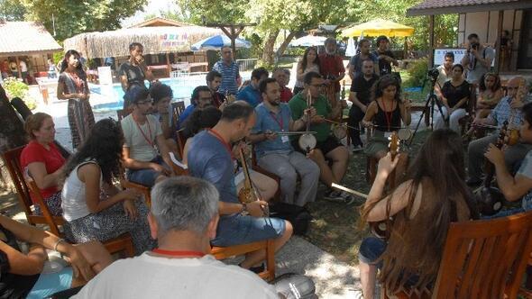 Türkiye'nin İlk Müzik Köyü Fethiye'de Kuruldu
