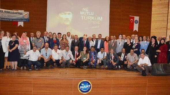 Türk Dünyasının Kalbi Kazan'da Attı
