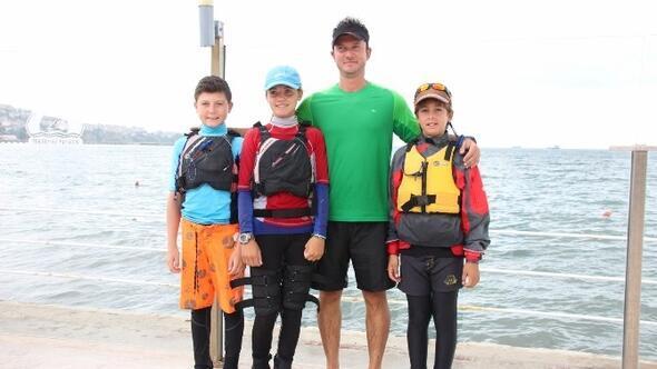 Tekirdağ Yelken Ve İhtisas Kulübü Yelken Eğitmeni Berk Uzel:
