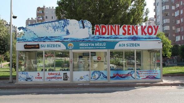 Büyükşehir Su Üretecek, Adını Adanalılar Koyacak