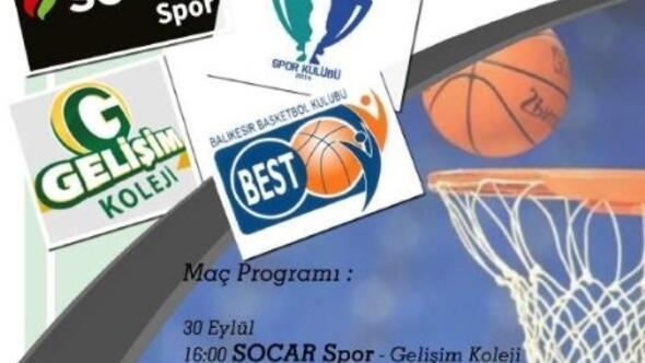 Aliağa Cup Basketbol Turnuvası Başlıyor