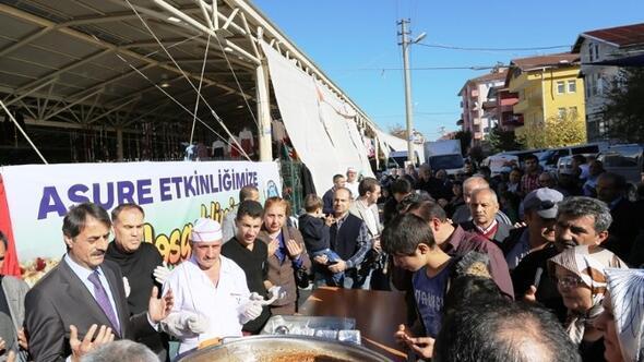 Serdivan'da Aşure Kazanları Sevgi, Hoşgörü, Kardeşlik Ve Birliktelik İçin Kurulacak