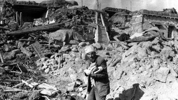 30 Ekim 1983 Erzurum Depremi..