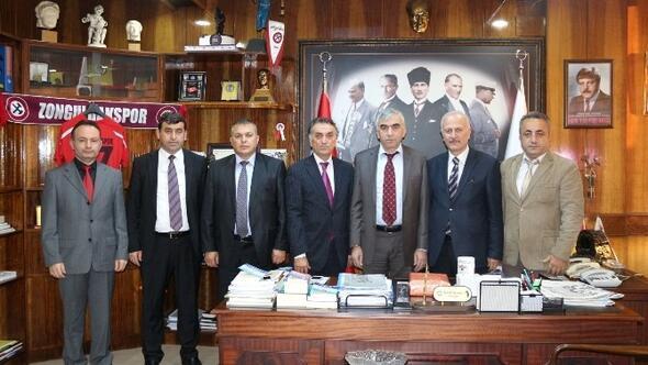 Türk Ocakları'ndan GMİS'e Ziyaret