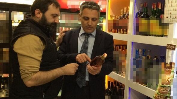 Fatsa'da Kaçak Ve Sahte İçki Denetimi