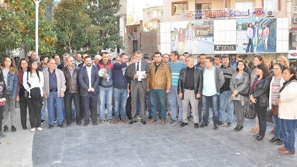 Manisa Ülkü Ocakları İran Televizyonunu Kınadı