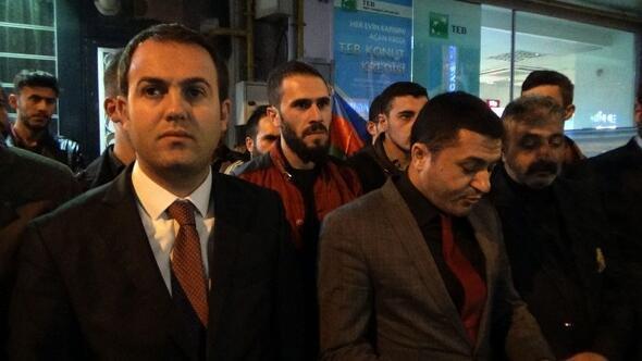 Kars Ülkü Ocakları'ndan Güney Azerbaycan Türklerine Destek