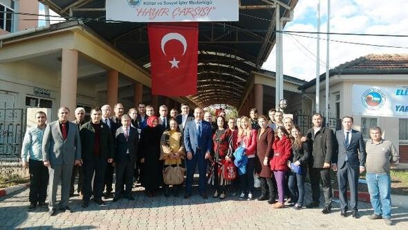 Ceyhan'dan Bayırbucak Türkmenlerine Yardım